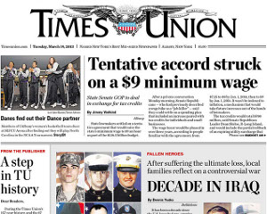 Albany Times Union