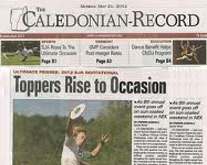The Caledonian Record