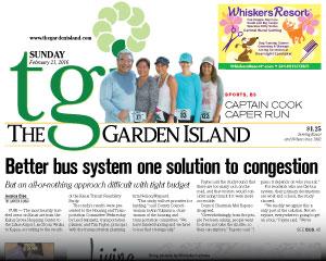 Garden Island Subscription Discount Newspaper Deals