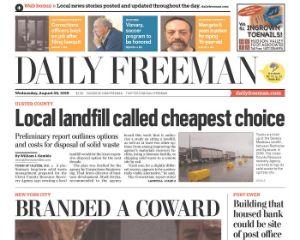 Kingston Daily Freeman Subscription Discount   Newspaper Deals