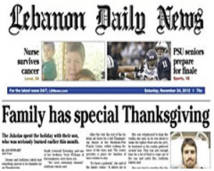Lebanon Daily News