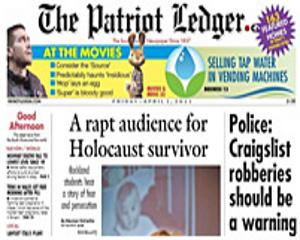 Quincy Patriot Ledger Subscription
