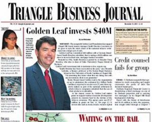 Raleigh-Durham Triangle Business Journal Subscription Discount ...